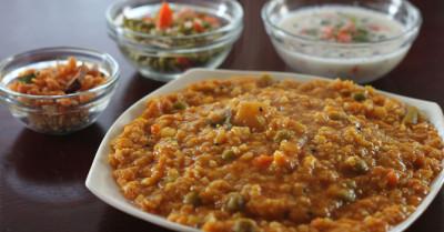 sambar-rice